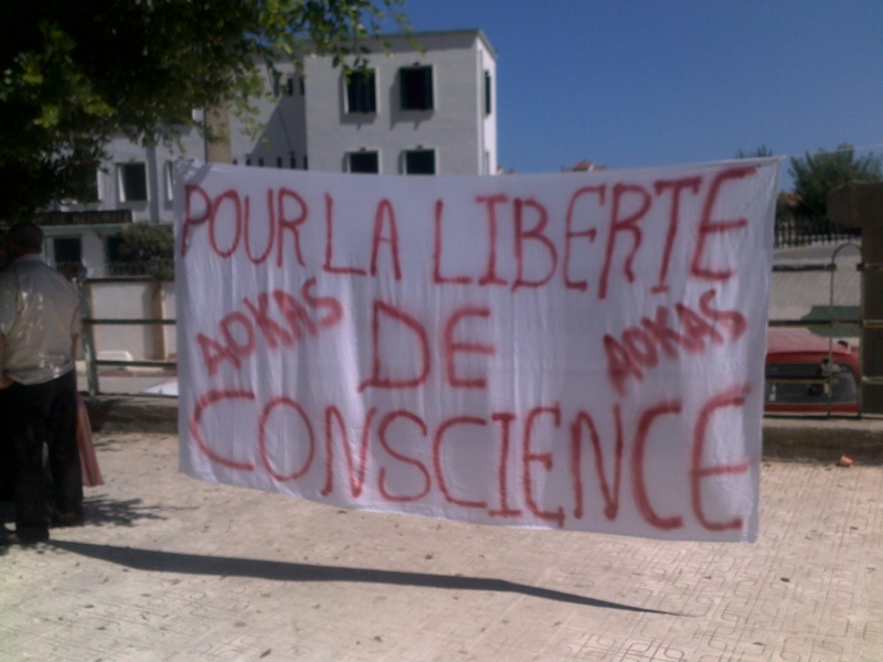 La liberté de conscience est l'un principes garanti par des textes législatifs internationaux et nationaux Libert10