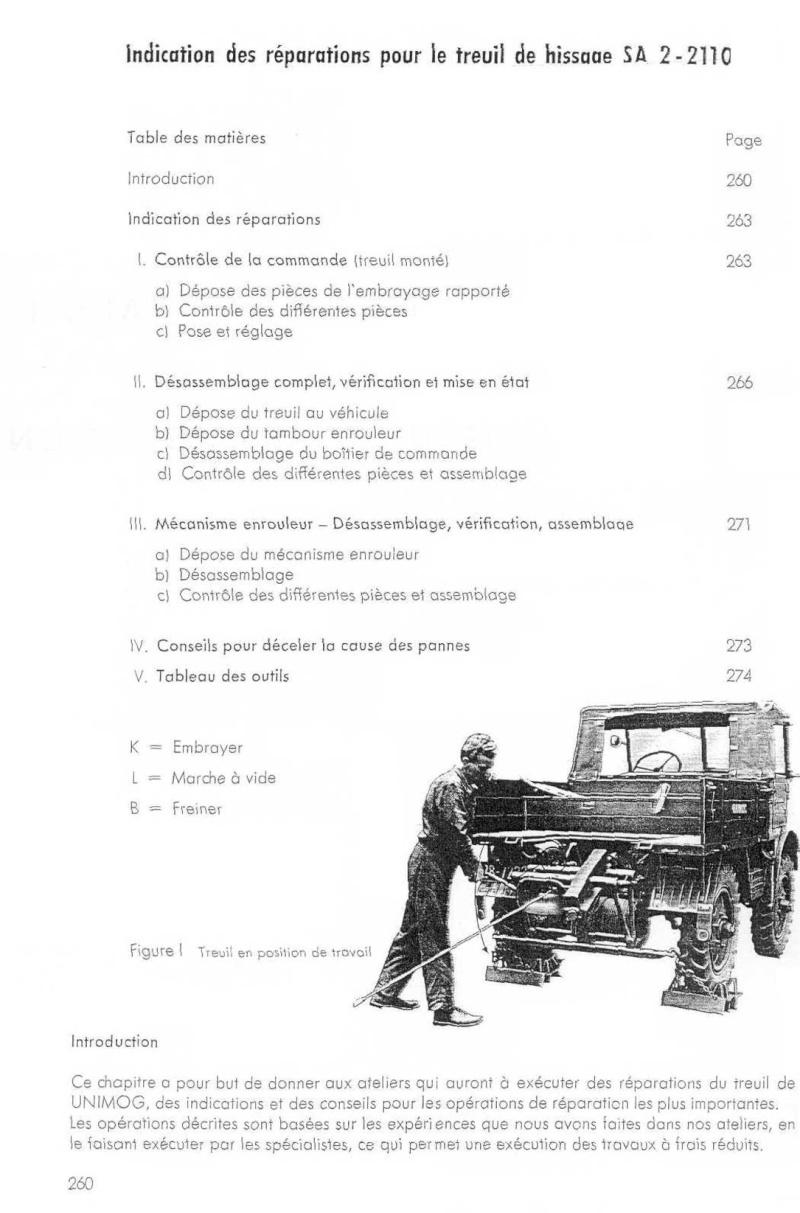 Unimog 421, le retour !!! - Page 6 Manuel19