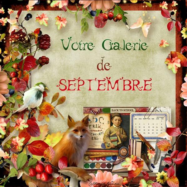 La galerie de SEPTEMBRE Septem10