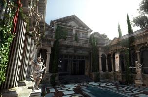 Gaius Anwesen
