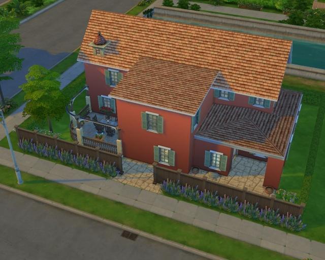 [Sims 4] Un souvenir de vos premiers instants de jeu 04-09-13