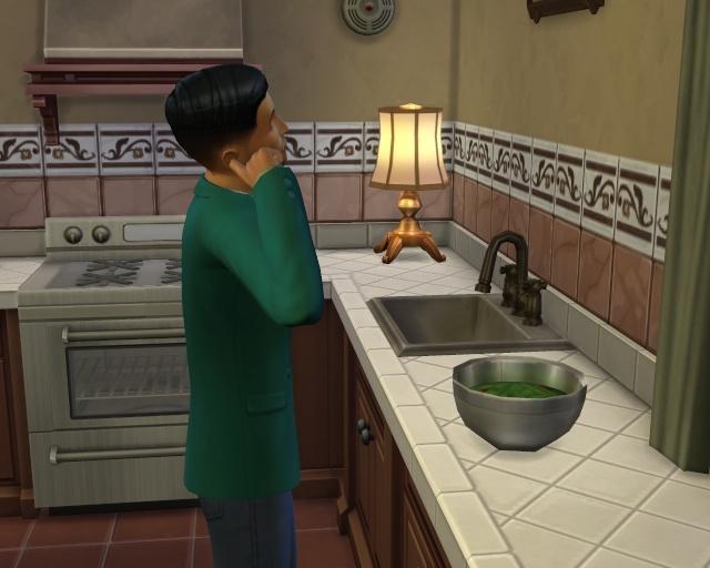 [Sims 4] Un souvenir de vos premiers instants de jeu 04-09-15