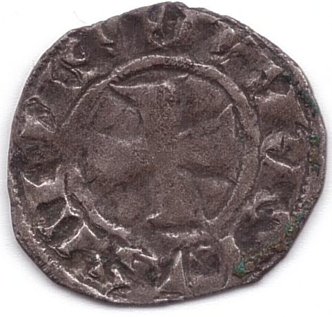 Denier Parisis Philippe VI A11
