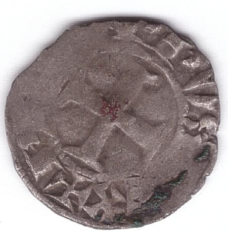 Denier Tournois Philippe IV, V, VI???  - 2 A13