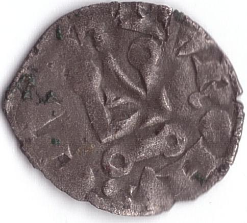 Denier Tournois Philippe IV, V, VI??? R12