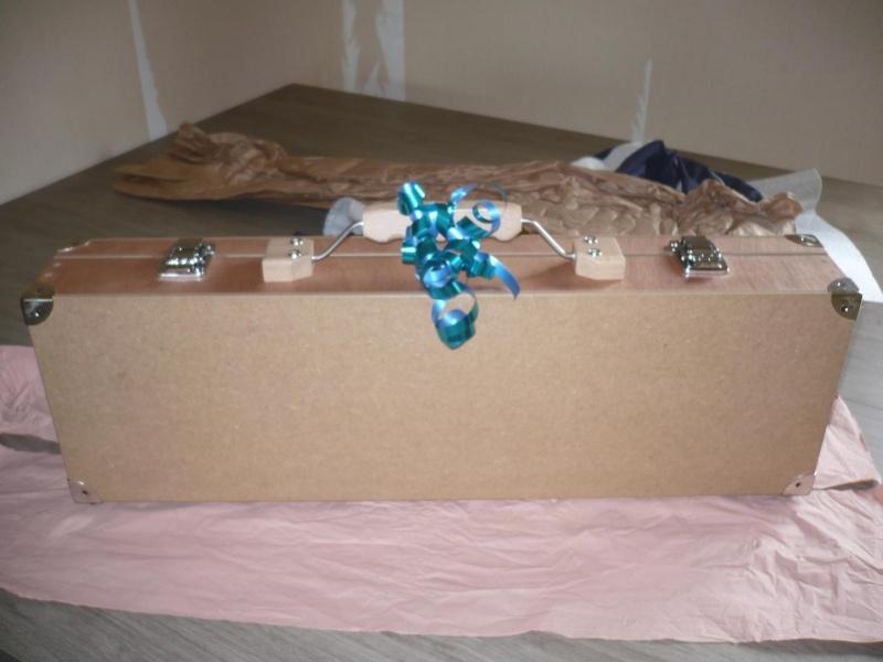 [réalisation] une valise pour fusil de chasse - Page 2 P1040914