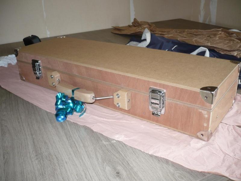 [réalisation] une valise pour fusil de chasse - Page 2 P1040915