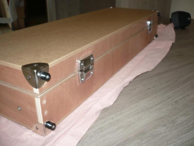 [réalisation] une valise pour fusil de chasse - Page 2 P1040916