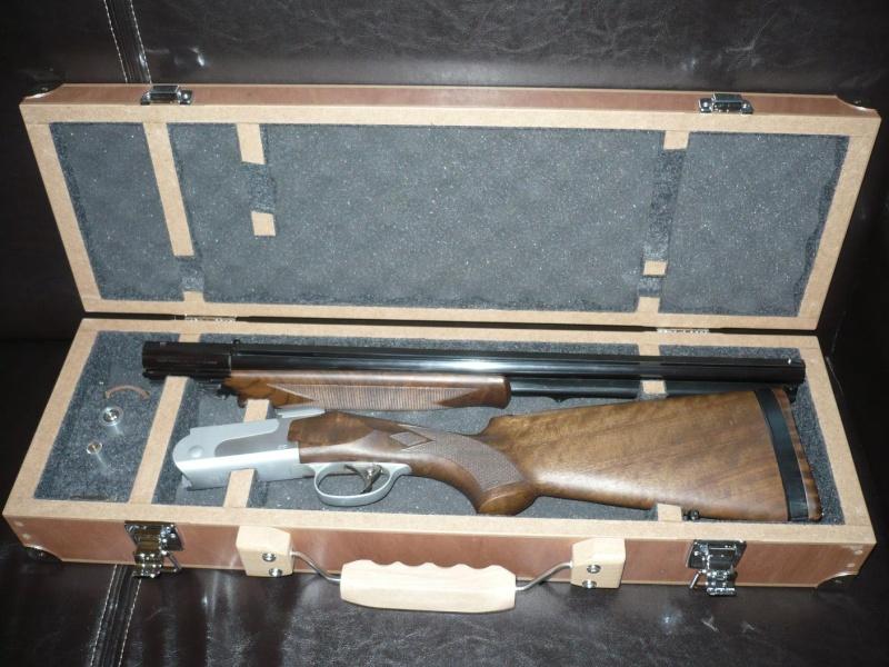 [réalisation] une valise pour fusil de chasse - Page 2 P1040918