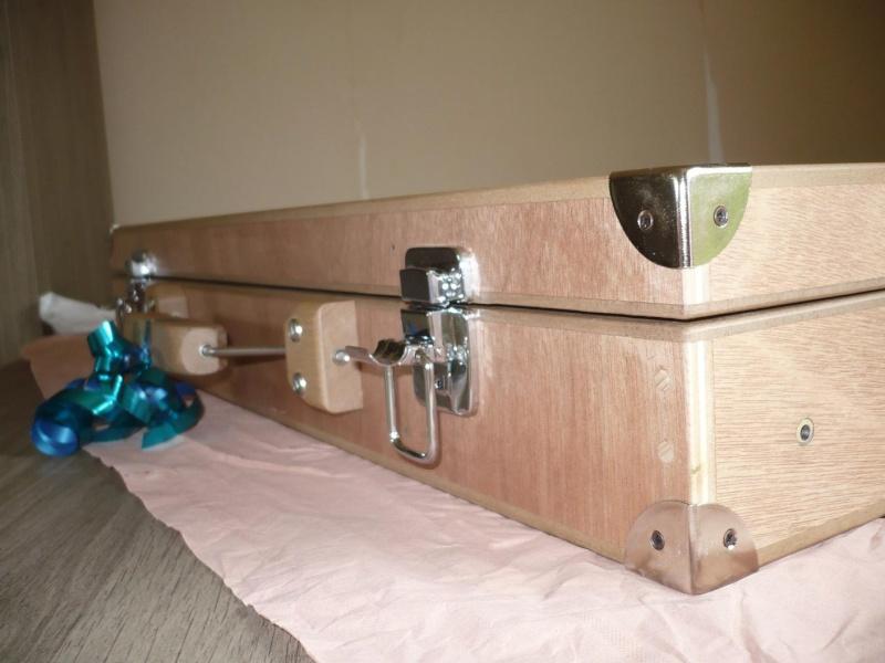 [réalisation] une valise pour fusil de chasse - Page 2 P1050010