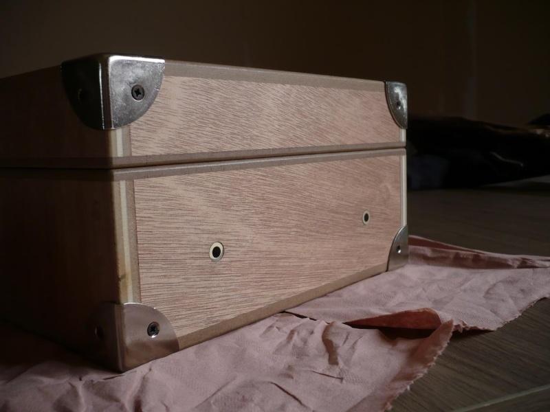 [réalisation] une valise pour fusil de chasse - Page 2 P1050015