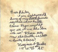 """""""Yes, there is a Santa Claus"""" - bức thư về ông già Noel vẫn lay động con tim sau hơn một thế kỷ Virgin10"""