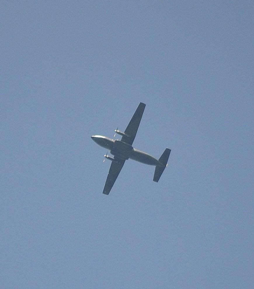 [Aéronavale divers] C'est quoi cet avion ? Dsc_0529