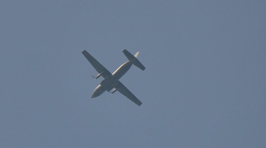 [Aéronavale divers] C'est quoi cet avion ? Dsc_0530