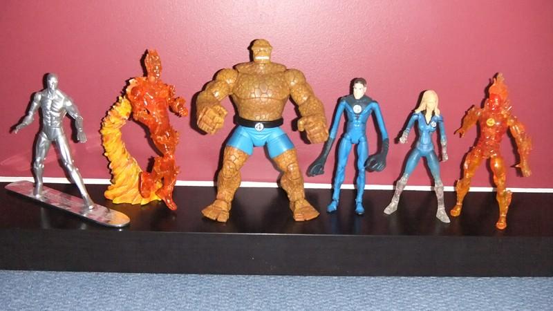 FS: Spider-Man TAS, various Marvel Legends/Select, Gears of War + more Fantas10