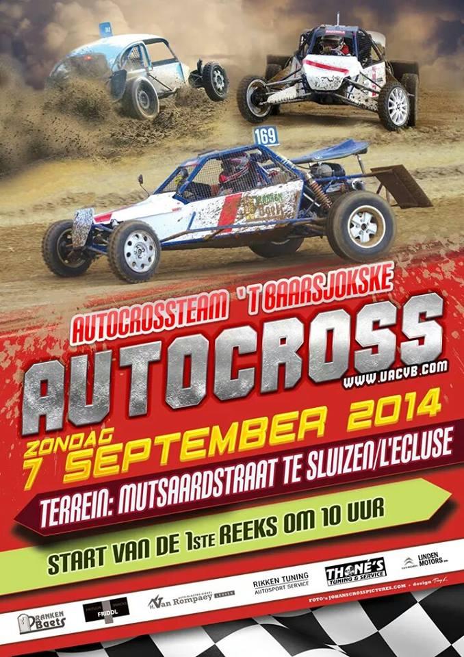 Autocross endurance UACVB Sluizen / L'écluse 7 Septembre 10617410