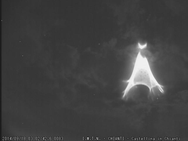 Artistico riflesso di luna M2014068