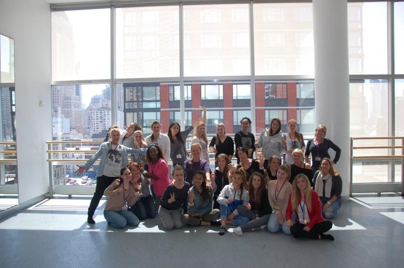 TR d'un stage de danse et touristique à New York du 19 au 29 Avril 2014 - Page 4 19792610