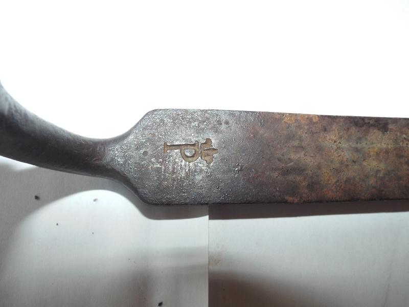 baïonnette 1771 avec fourreau Dscf1839