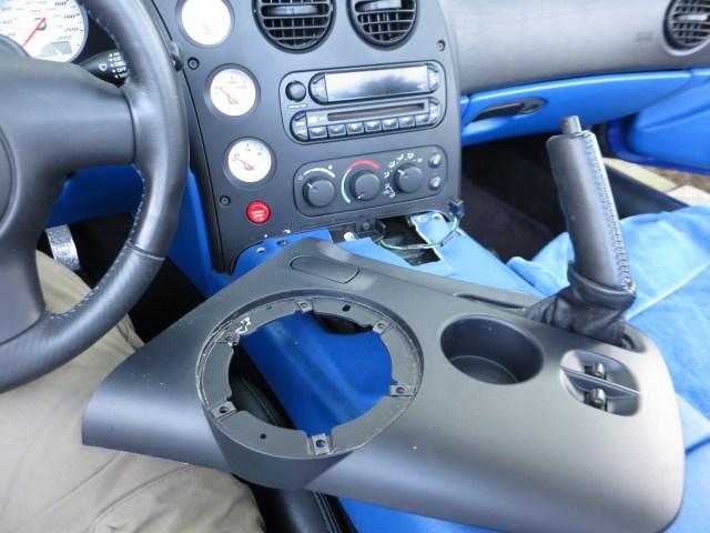 Tuto : démontage console Viper 310