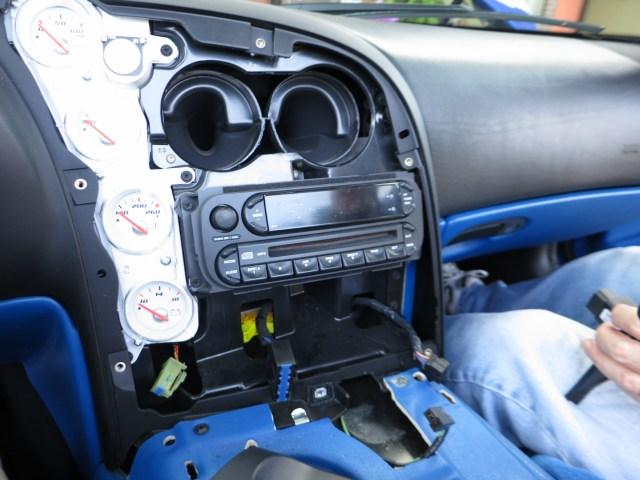 Tuto : démontage console Viper 410