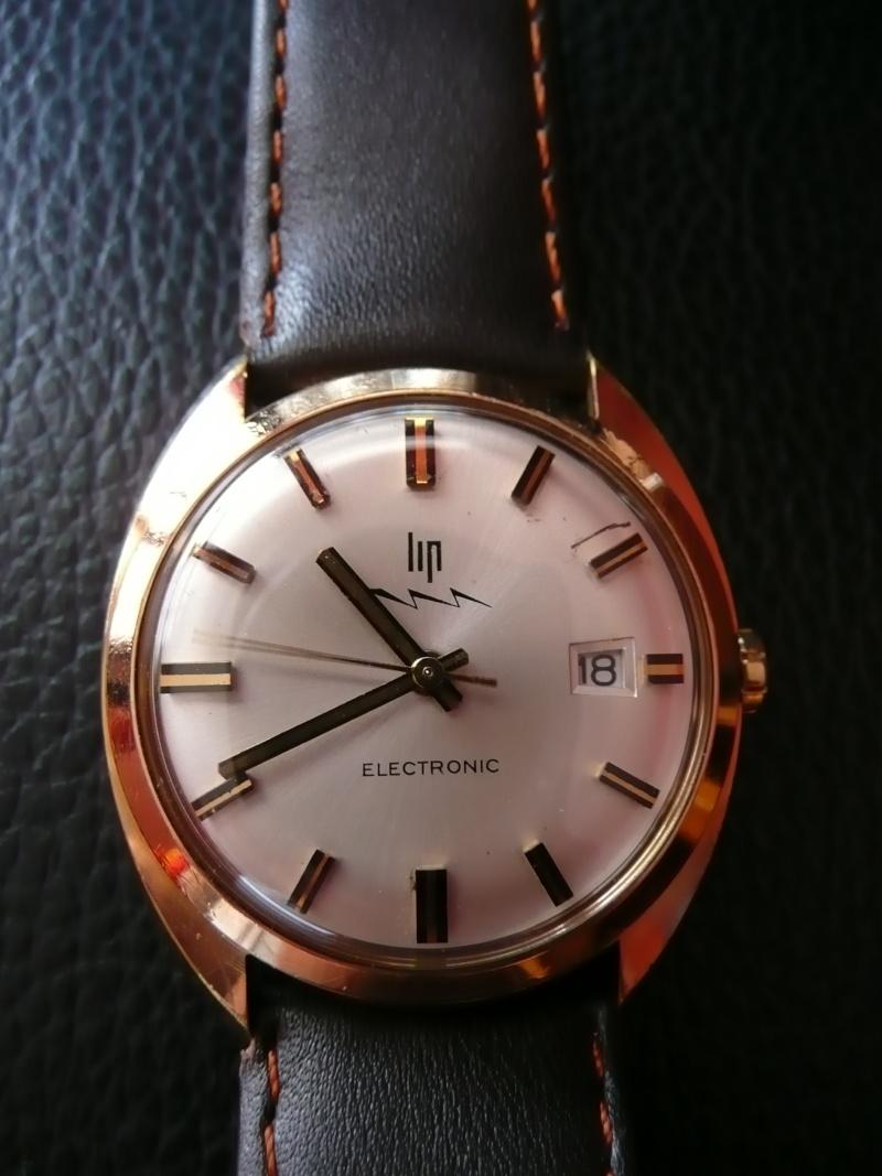 Quelle est votre montre la plus vieille ? Lip10