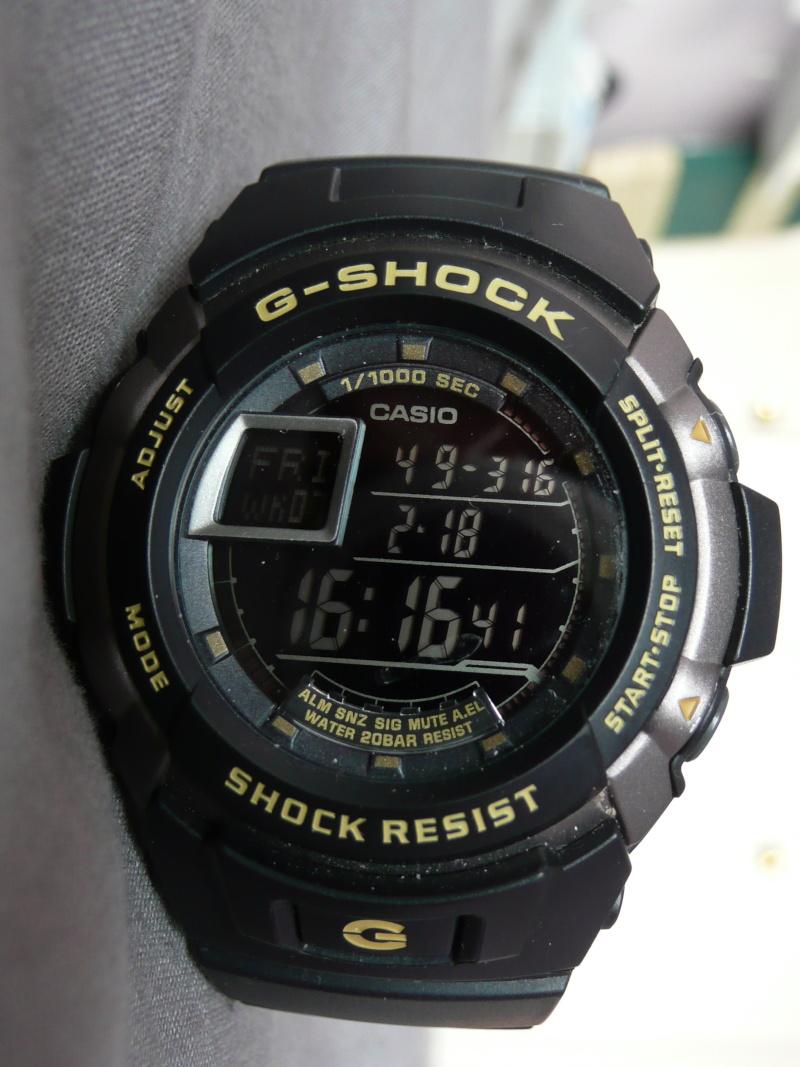 Casio G-Shock P1100311