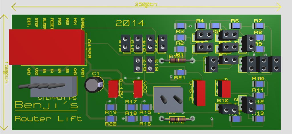 Commande numérique pour montée/descente d'outil - Page 5 Router11