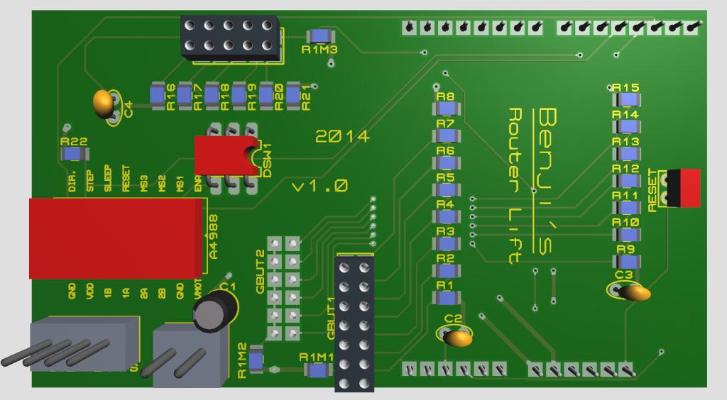 Commande numérique pour montée/descente d'outil - Page 5 Router14