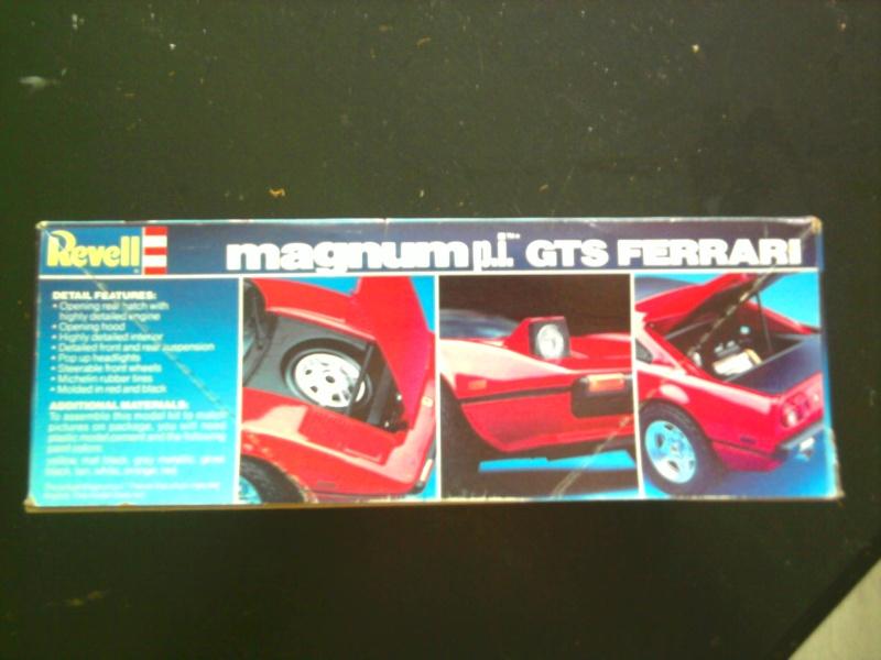 Revell Magnum P.I Ferrari 308 GTS 1:24 02_11