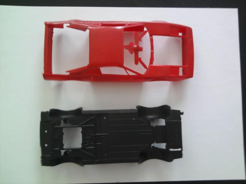 Revell Magnum P.I Ferrari 308 GTS 1:24 06_11