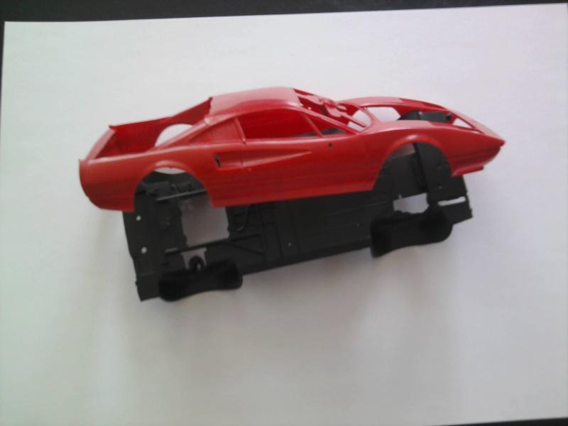 Revell Magnum P.I Ferrari 308 GTS 1:24 07_11