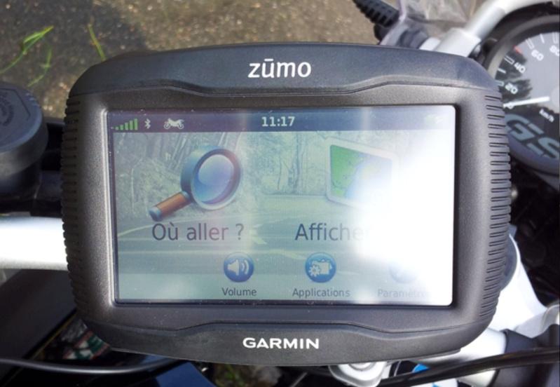 GPS Garmin Zumo 340 LM  Image96