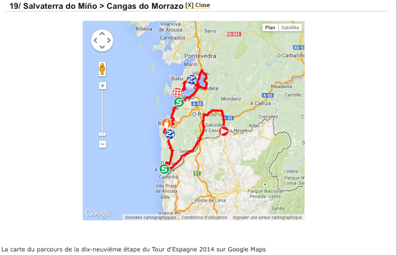 """TOUR D'ESPAGNE 23 aout  2014 """"LA VUELTA"""" Infos,photos, videos - Page 5 Captu351"""