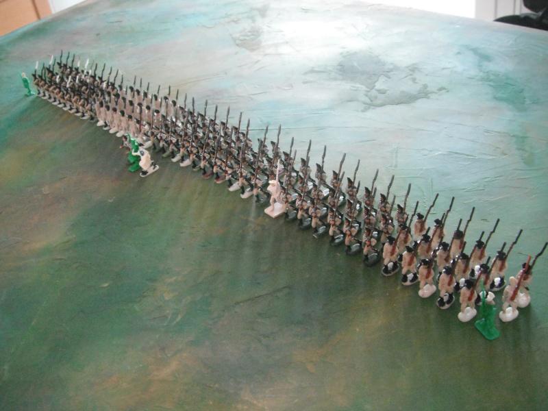 Petite production perso : les grenadiers autrichiens Dscf5110