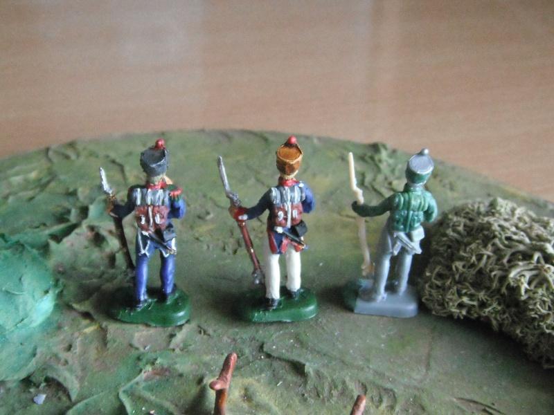 Soldats en train de charger Dscf5137