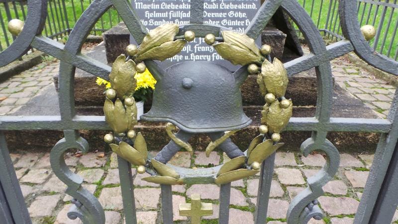 Un monument en Allemagne 20140911