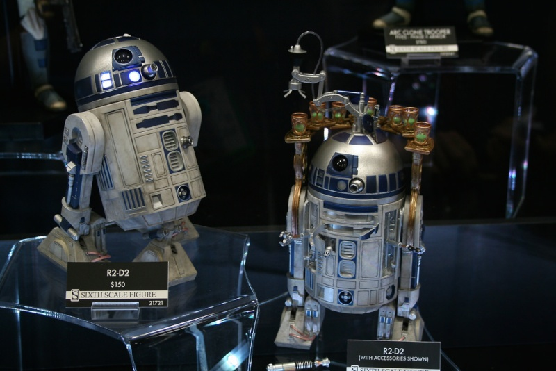 STAR WARS - R2-D2 deluxe 14756711