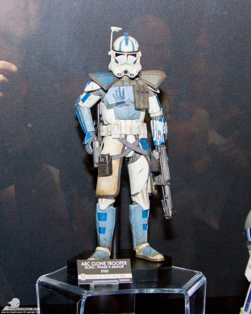 CLONE WARS - ECHO & FIVES ARC TROOPERS Sdcc-215