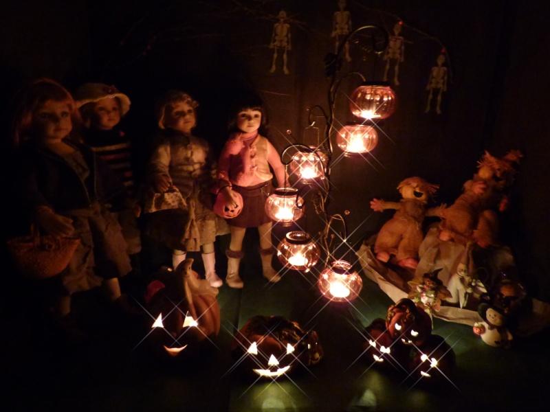 Le soir d'Halloween Hallow12