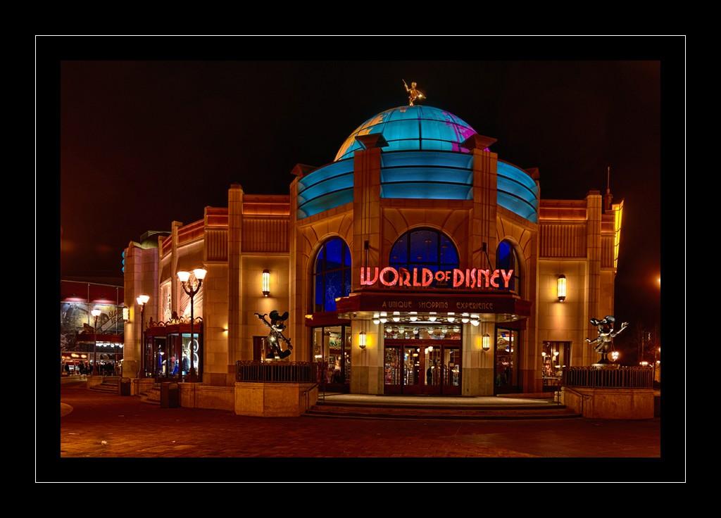 Photos de Disneyland Paris en HDR (High Dynamic Range) ! - Page 11 Dsc06710
