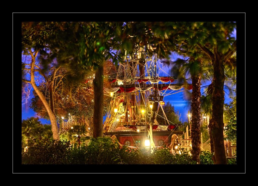 Photos de Disneyland Paris en HDR (High Dynamic Range) ! - Page 4 Dsc06910