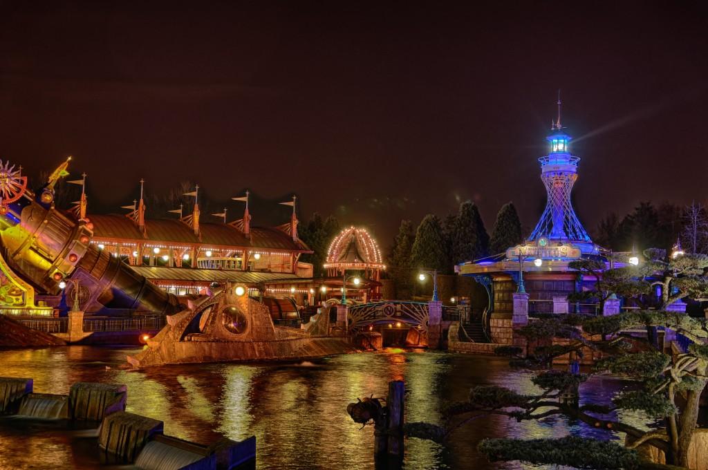 Photos de Disneyland Paris en HDR (High Dynamic Range) ! - Page 11 Dsc07014