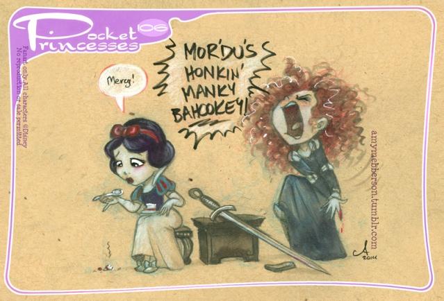 [Dessins humoristiques] Amy Mebberson - Pocket Princesses - Page 19 10610