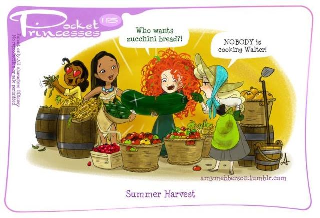[Dessins humoristiques] Amy Mebberson - Pocket Princesses - Page 19 11510