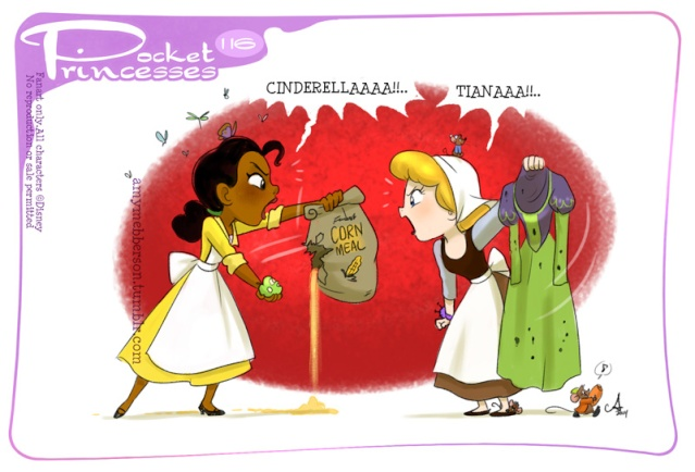 [Dessins humoristiques] Amy Mebberson - Pocket Princesses - Page 19 11612