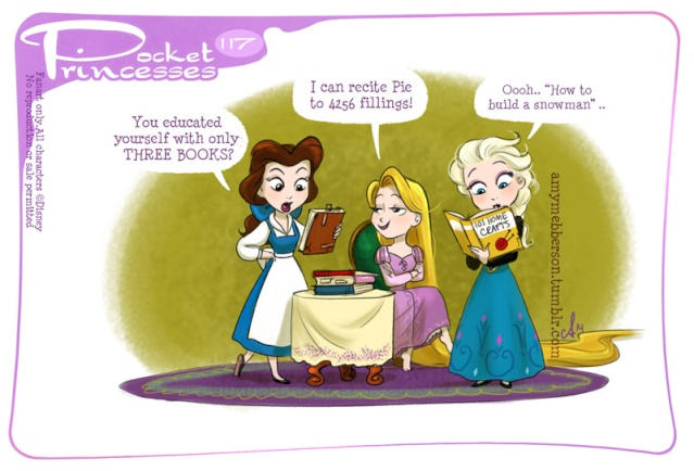 [Dessins humoristiques] Amy Mebberson - Pocket Princesses - Page 19 11711