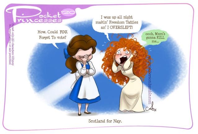 [Dessins humoristiques] Amy Mebberson - Pocket Princesses - Page 20 12010