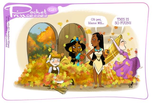 [Dessins humoristiques] Amy Mebberson - Pocket Princesses - Page 21 12110