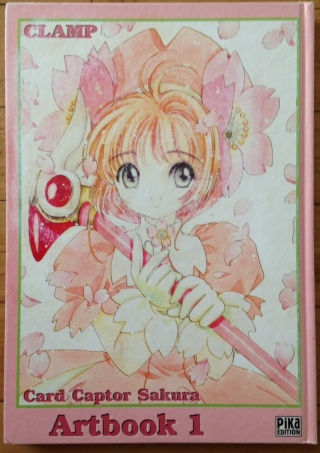 [Manga] Card Captor Sakura - CLAMP Artboo10